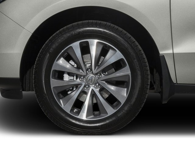 2015 Acura MDX Prices and Values Utility 4D Technology DVD 2WD V6 wheel