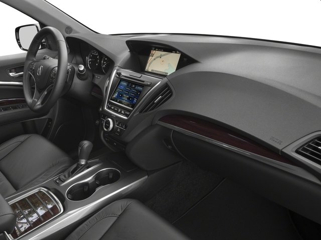 2015 Acura MDX Prices and Values Utility 4D Technology DVD 2WD V6 passenger's dashboard