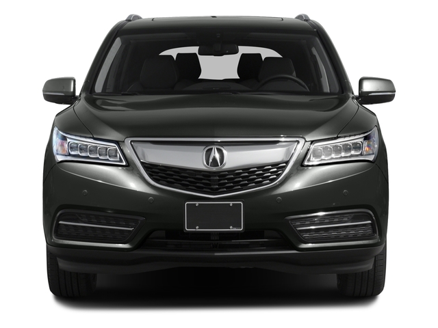 2015 Acura MDX Prices and Values Utility 4D Advance DVD 2WD V6 front view