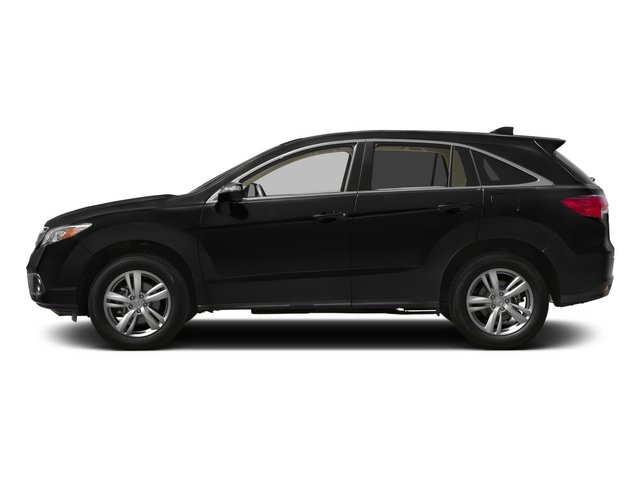 2015 Acura RDX Prices and Values Utility 4D AWD V6 side view