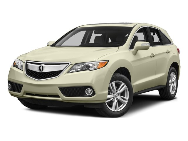 2015 Acura RDX Prices and Values Utility 4D Technology AWD V6 side front view