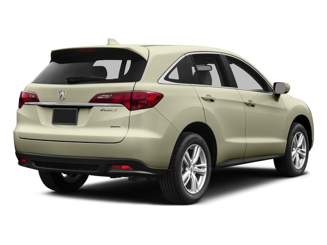 2015 Acura RDX Prices and Values Utility 4D Technology AWD V6 side rear view