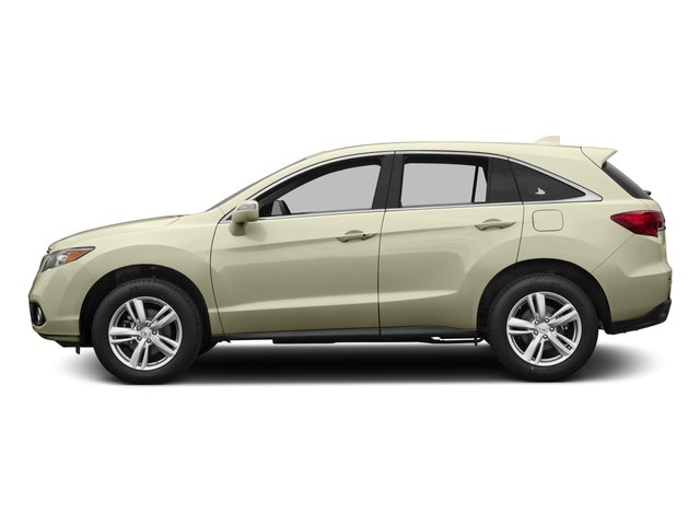 2015 Acura RDX Prices and Values Utility 4D Technology AWD V6 side view
