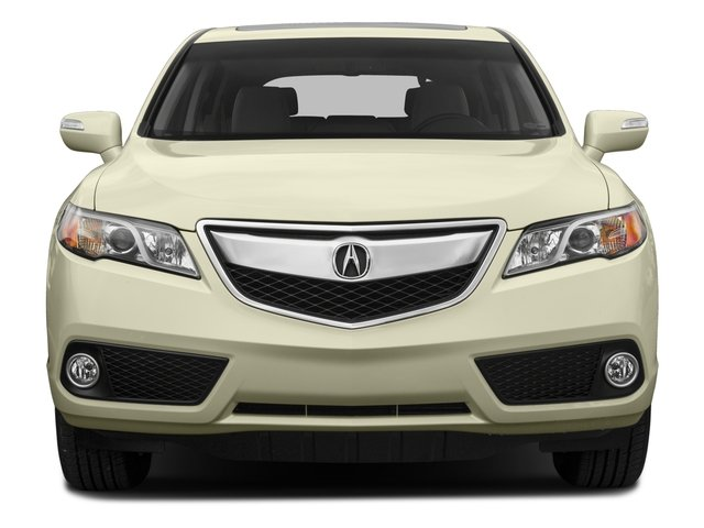 2015 Acura RDX Prices and Values Utility 4D Technology AWD V6 front view