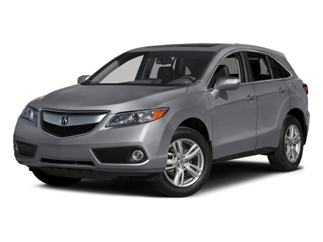 2015 Acura RDX Prices and Values Utility 4D Technology 2WD V6 side front view