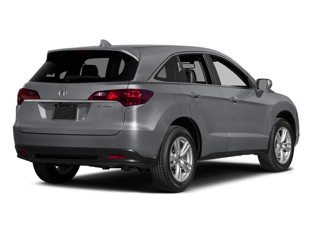 2015 Acura RDX Prices and Values Utility 4D Technology 2WD V6 side rear view
