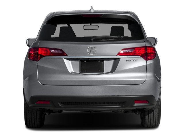 2015 Acura RDX Prices and Values Utility 4D Technology 2WD V6 rear view