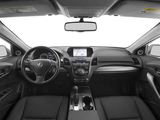 2015 Acura RDX Prices and Values Utility 4D Technology 2WD V6 full dashboard