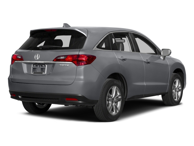 2015 Acura RDX Prices and Values Utility 4D 2WD V6 side rear view
