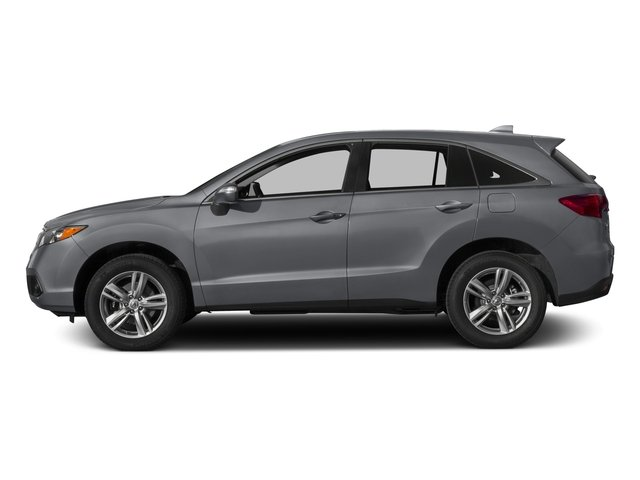 2015 Acura RDX Prices and Values Utility 4D 2WD V6 side view