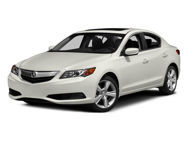 2015 Acura ILX Prices and Values Sedan 4D I4 side front view