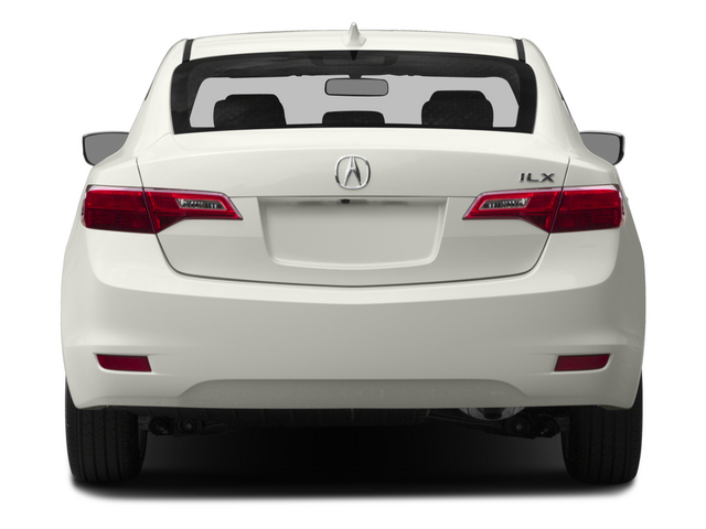 2015 Acura ILX Prices and Values Sedan 4D I4 rear view