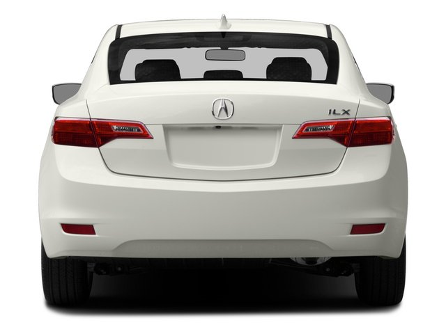 2015 Acura ILX Pictures ILX Sedan 4D I4 photos rear view