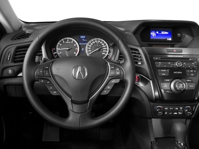 2015 Acura ILX Prices and Values Sedan 4D I4 driver's dashboard