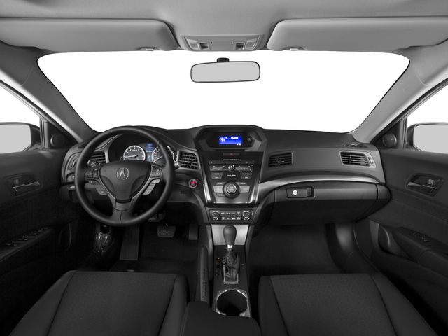 2015 Acura ILX Prices and Values Sedan 4D I4 full dashboard