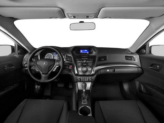 2015 Acura ILX Pictures ILX Sedan 4D I4 photos full dashboard