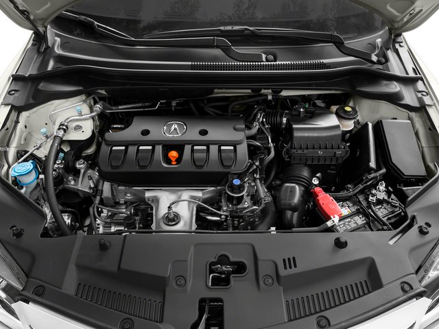 2015 Acura ILX Pictures ILX Sedan 4D I4 photos engine
