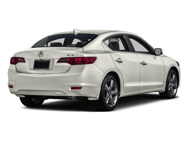 2015 Acura ILX Prices and Values Sedan 4D Technology I4 side rear view