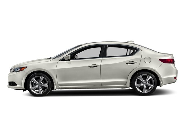 2015 Acura ILX Prices and Values Sedan 4D Technology I4 side view