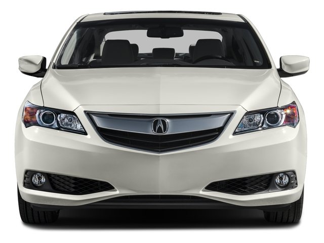 2015 Acura ILX Prices and Values Sedan 4D Technology I4 front view