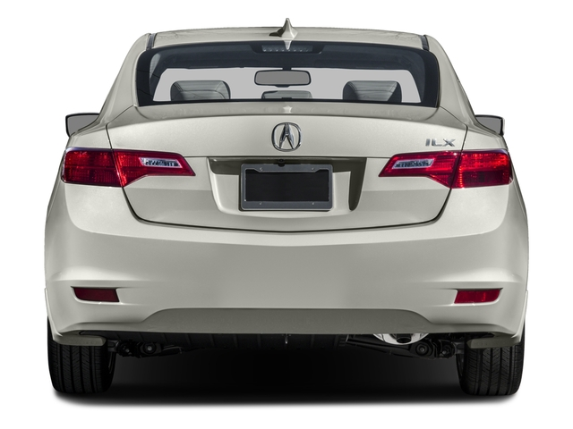 2015 Acura ILX Prices and Values Sedan 4D Technology I4 rear view