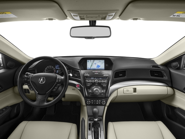 2015 Acura ILX Prices and Values Sedan 4D Technology I4 full dashboard