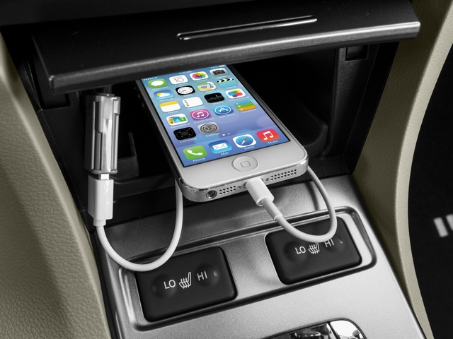 2015 Acura ILX Prices and Values Sedan 4D Technology I4 iPhone Interface