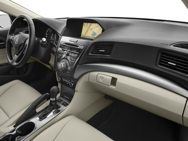 2015 Acura ILX Prices and Values Sedan 4D Technology I4 passenger's dashboard