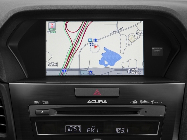 2015 Acura ILX Prices and Values Sedan 4D Technology I4 navigation system