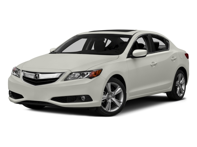 2015 Acura ILX Prices and Values Sedan 4D Premium Manual I4 side front view