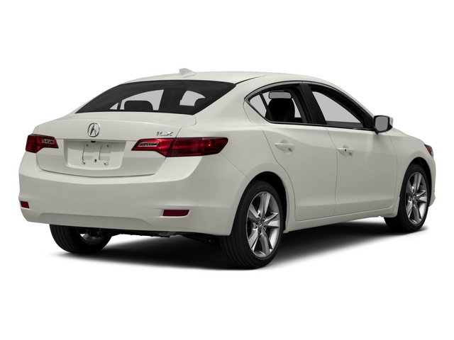 2015 Acura ILX Pictures ILX Sedan 4D Premium I4 photos side rear view