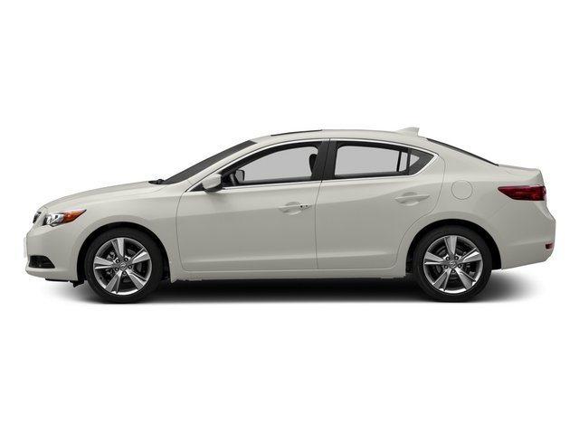 2015 Acura ILX Prices and Values Sedan 4D Premium Manual I4 side view