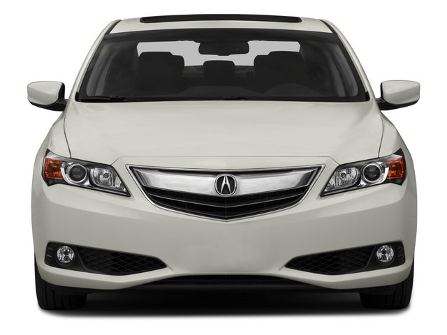 2015 Acura ILX Prices and Values Sedan 4D Premium Manual I4 front view