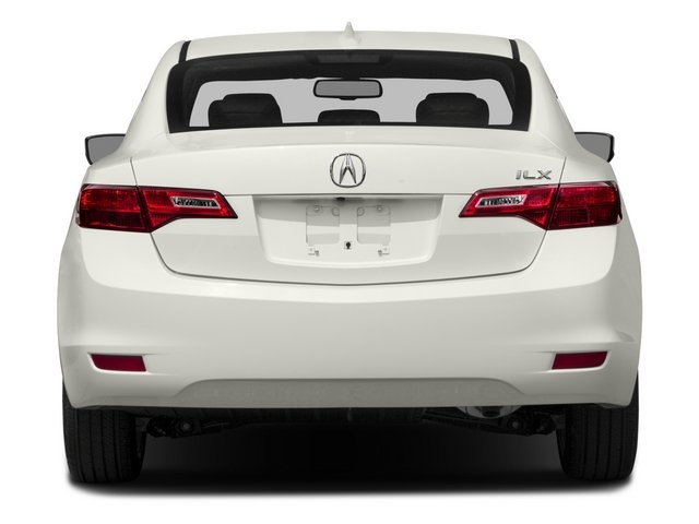 2015 Acura ILX Pictures ILX Sedan 4D Premium I4 photos rear view