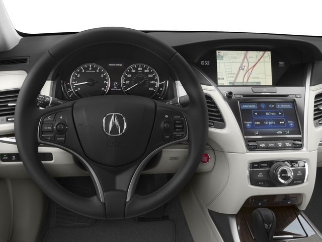 2015 Acura RLX Pictures RLX Sedan 4D Navigation V6 photos driver's dashboard