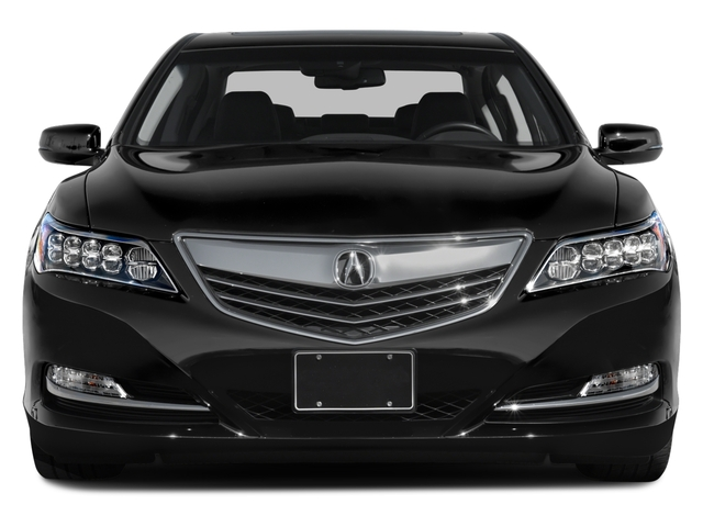 2015 Acura RLX Prices and Values Sedan 4D Advance V6 front view