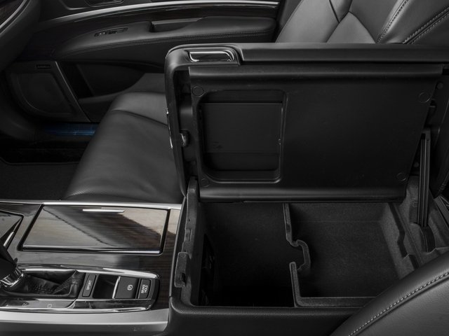 2015 Acura RLX Prices and Values Sedan 4D Advance V6 center storage console