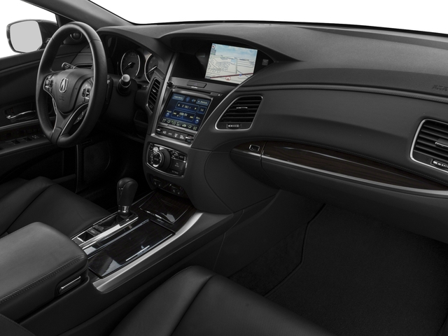 2015 Acura RLX Prices and Values Sedan 4D Advance V6 passenger's dashboard