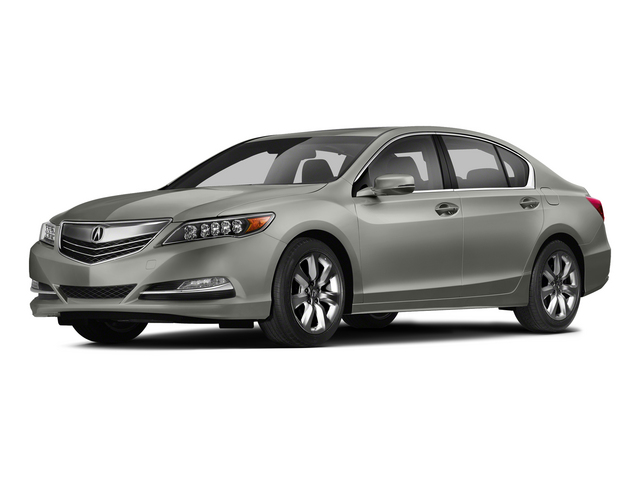 2015 Acura RLX Pictures RLX Sedan 4D V6 photos side front view