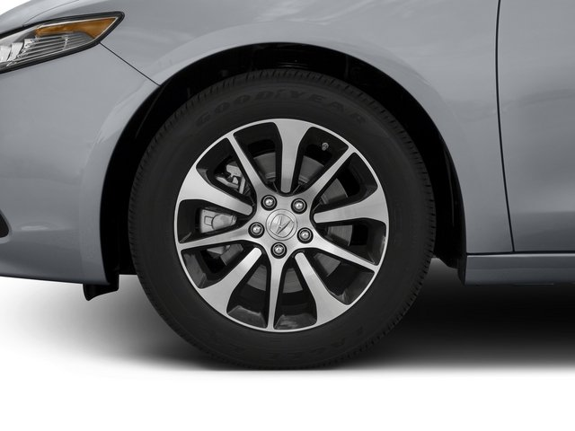 2015 Acura TLX Pictures TLX Sedan 4D I4 photos wheel