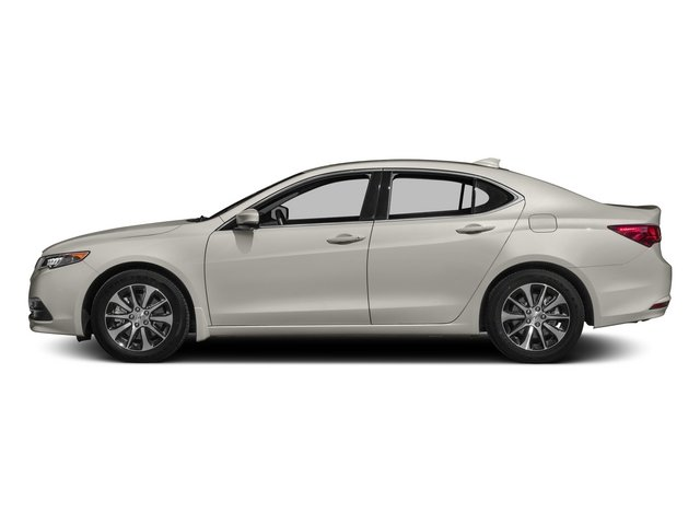 2015 Acura TLX Prices and Values Sedan 4D Technology I4 side view