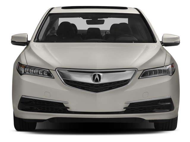 2015 Acura TLX Prices and Values Sedan 4D Technology I4 front view