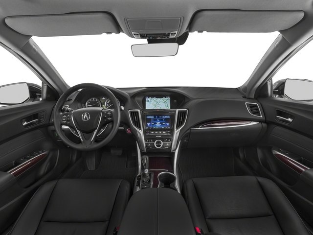 2015 Acura TLX Prices and Values Sedan 4D Technology I4 full dashboard