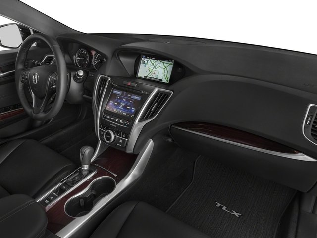 2015 Acura TLX Prices and Values Sedan 4D Technology I4 passenger's dashboard