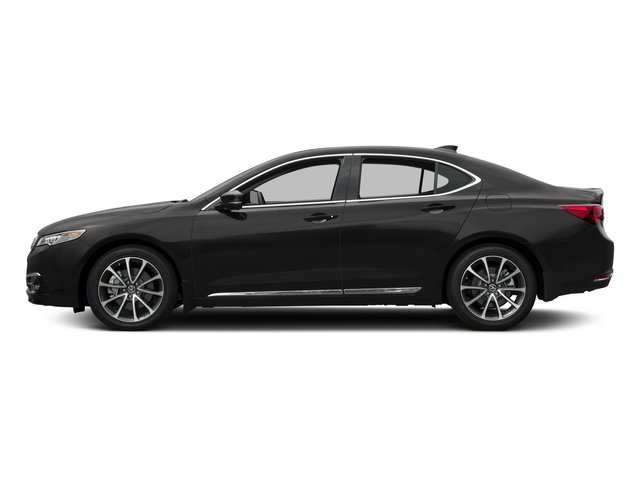 2015 Acura TLX Pictures TLX Sedan 4D Advance V6 photos side view