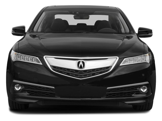 2015 Acura TLX Pictures TLX Sedan 4D Advance V6 photos front view