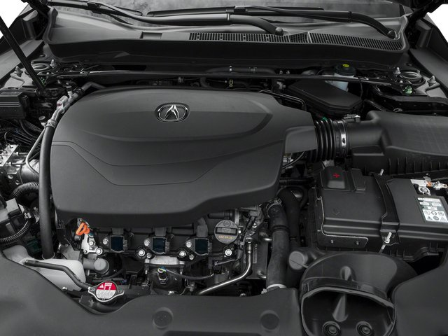 2015 Acura TLX Pictures TLX Sedan 4D Advance V6 photos engine