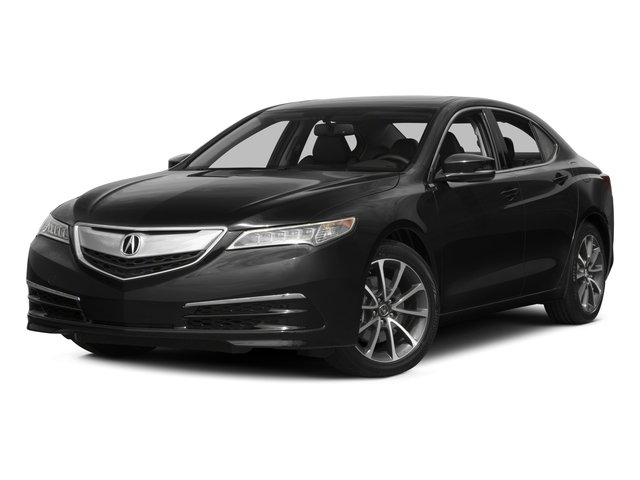 2015 Acura TLX Pictures TLX Sedan 4D V6 photos side front view