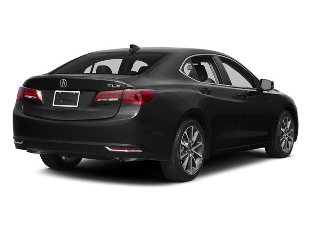 2015 Acura TLX Pictures TLX Sedan 4D V6 photos side rear view