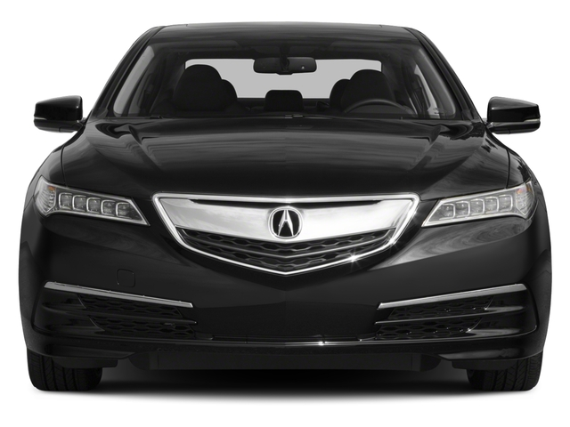 2015 Acura TLX Pictures TLX Sedan 4D V6 photos front view